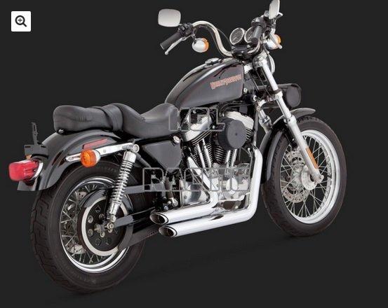 Vance Hines Harley Davidson Sportster 99 03