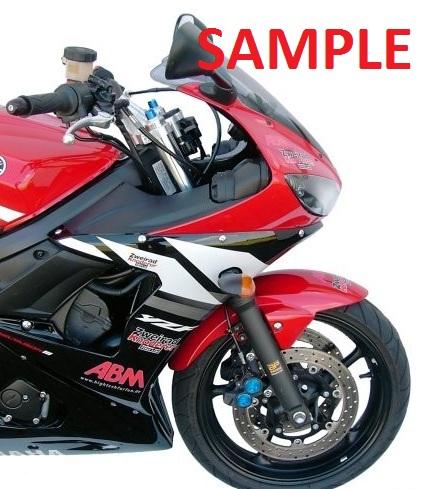 Superbike Kit Yamaha YZF-R6 '08-'12