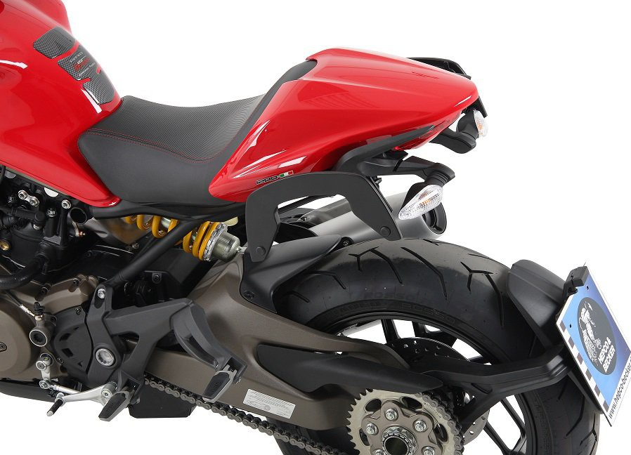 SP From 2019 C-Bow Sidecarrier BY H/&B Ducati Hypermotard 950