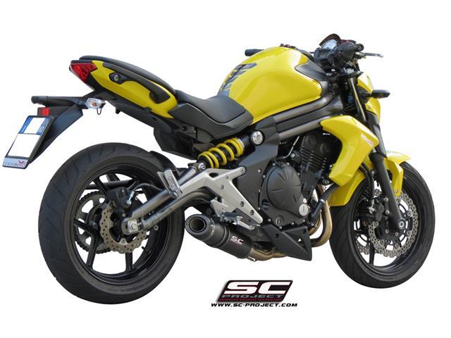 Kawasaki Ern Exhaust