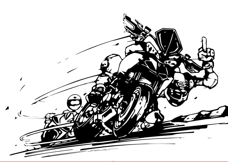 Moto LigneQuality Boutique Stickers Objets Muraux D'artLa En drBoexC