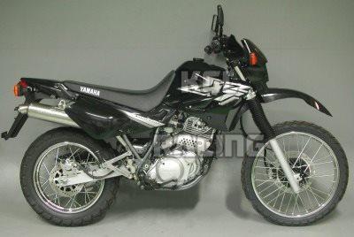 Arrow for Yamaha XT 600 E 1995/2001 - Paris-Dakar Replica silencer