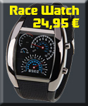 Race watch button