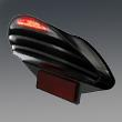 Led rear light with turn signals